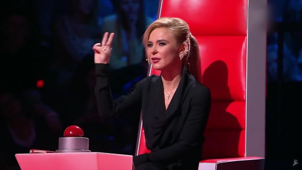 Пелагея - наставник шоу Голос