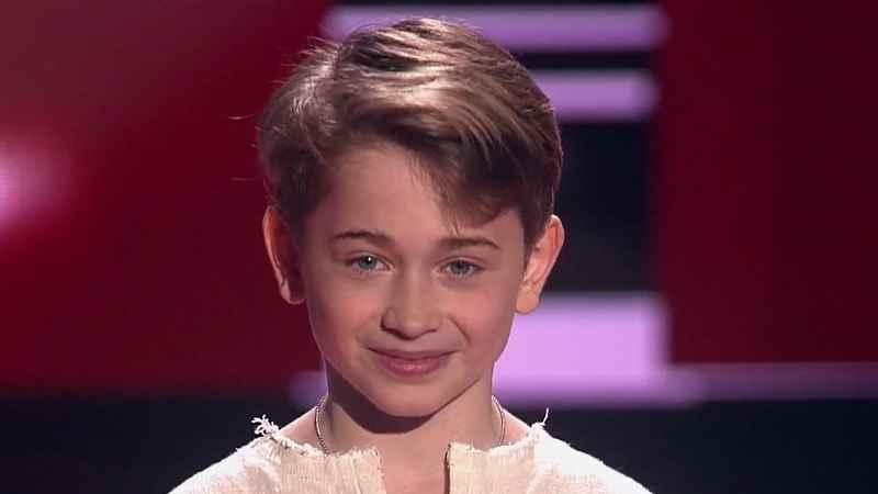 Рутгер Гарехт - победитель 5 сезона Голос.Дети