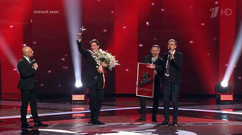 Селим Алахяров стал победителем Голос-6 2017